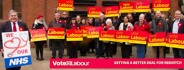 Redditch Labour Councillors - Fighting for the Many