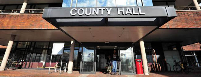 COUNTY BANKRUPTCY LOOMS